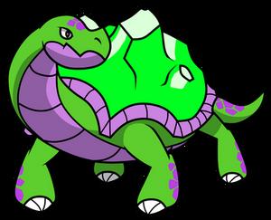 151 Poison Fakemon 36: Plutonium Shell