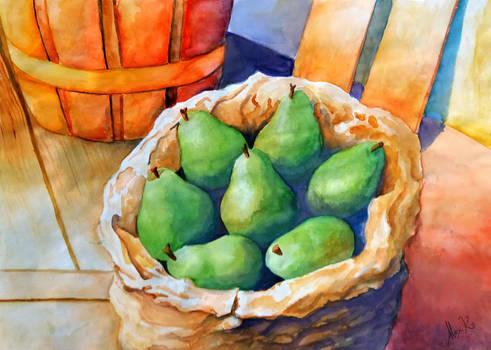 Pears / Peras