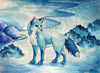 Blue river - Foxtober 06