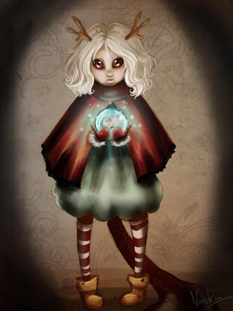 Little creature by Nausikaa76
