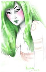 Green beauty