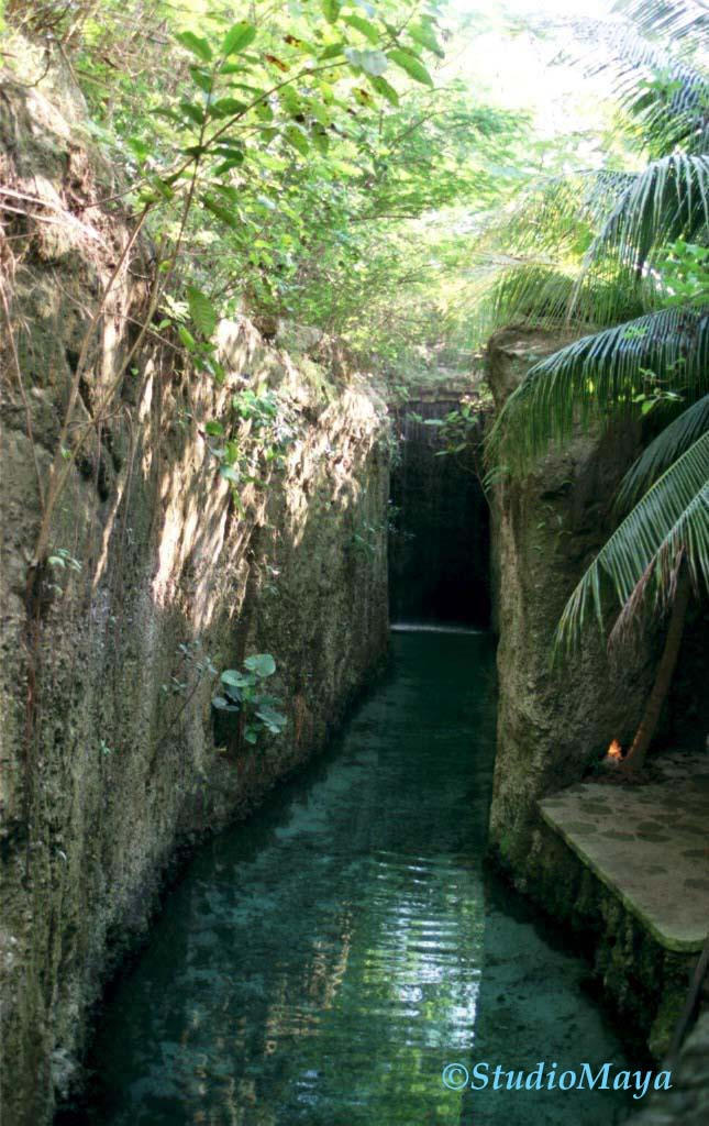 Underground River of Mexico 2 by StudioMaya
