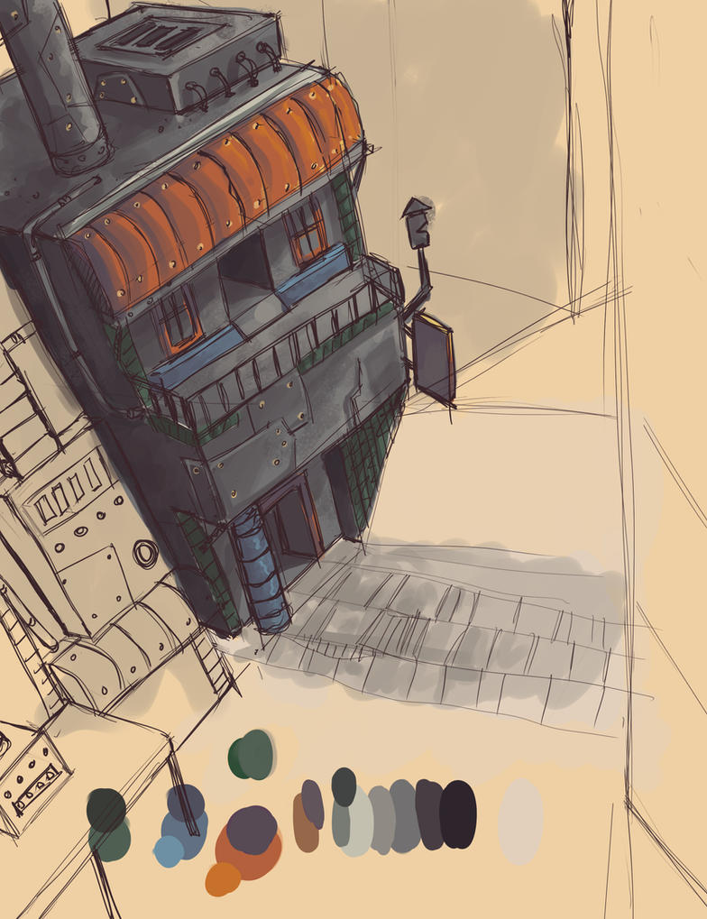 background practice 1 by BountyList