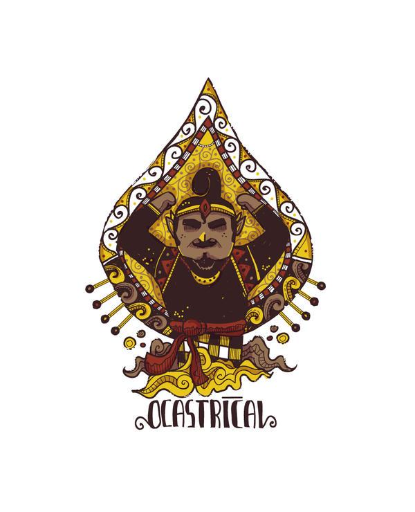 Ocastrical Logo Alt. 2 by BountyList