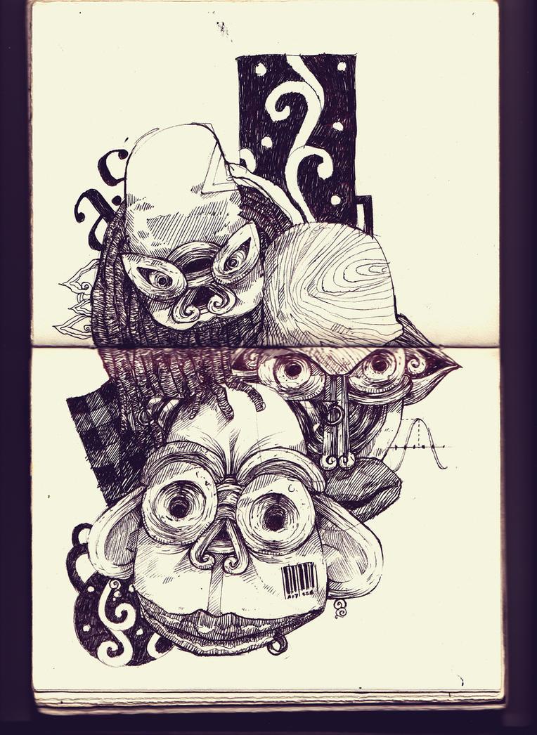 Psycho Classic Coward by BountyList