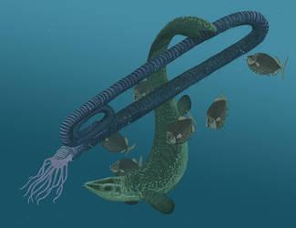 Enigma of the Sea Trombone by TrollMans