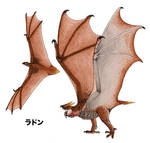Folly of Man: Rodan