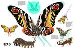 Folly of Man: Mothra