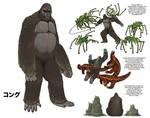 Folly of Man: Kong