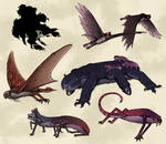 The Five Dread Gods