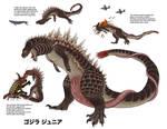 Folly of Man: Godzilla Junior