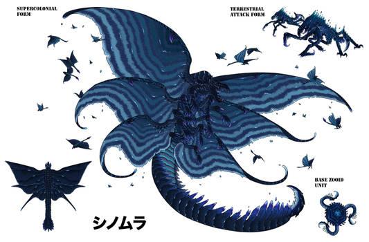 Folly of Man: Shinomura