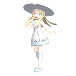 [MMD] Lillie Preview