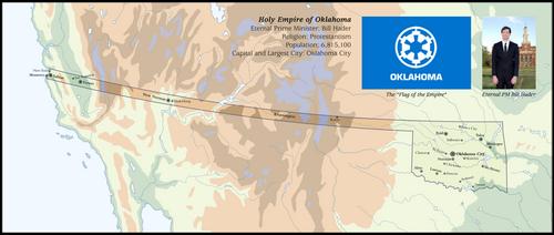 Long Oklahoma by Upvoteanthology