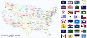 L O N G States of America
