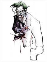 Joker by kamgates