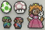 Perler bead collection 1