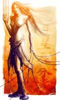 Weaver by DavinArfel