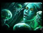 Deep blue by DavinArfel
