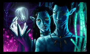 Avatar - Na'vi paradise -