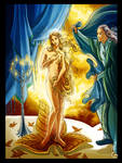 The birth of Galadriel