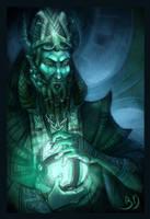 Dwemer spell by DavinArfel