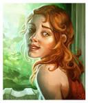 Noemie by DavinArfel