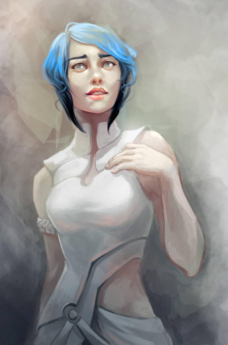 Mother of Dreamland by DavinArfel