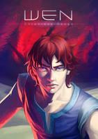 Wen - Comic's cover by DavinArfel