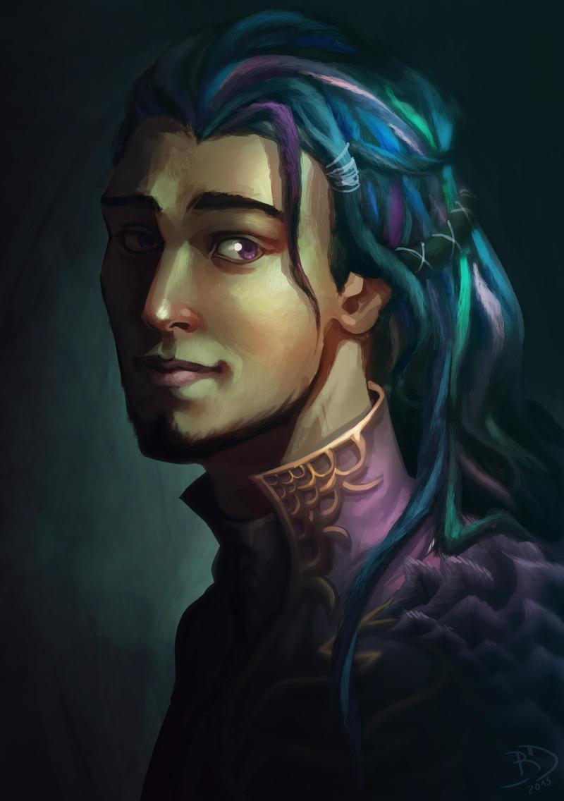 Commission - Chain by DavinArfel