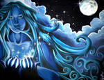 Bleu by DavinArfel