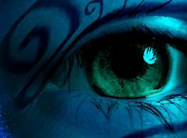 Bleu Tuatha by DavinArfel