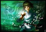 Haku... Spirited away