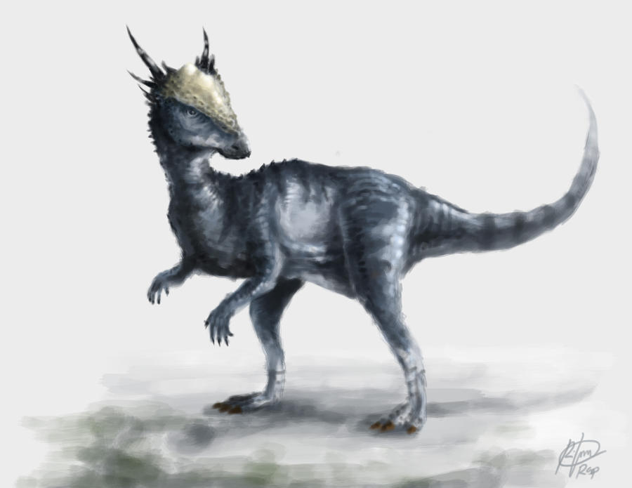 Stygimoloch by Raphael041 on DeviantArt