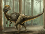 -Dilophosaurus-