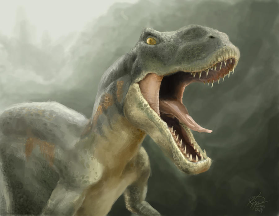 Venatosaurus Saevidicus by Raphael041 on DeviantArt