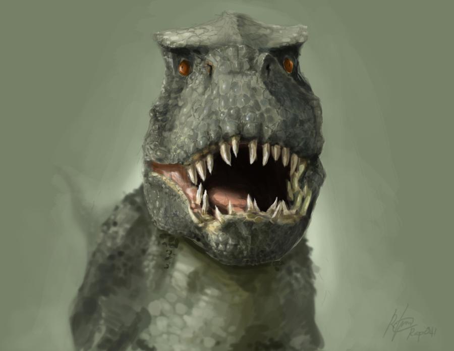 Vastatosaurus Rex by Raphael041 on DeviantArt