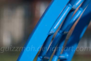 Bold blue by Guizzmoh