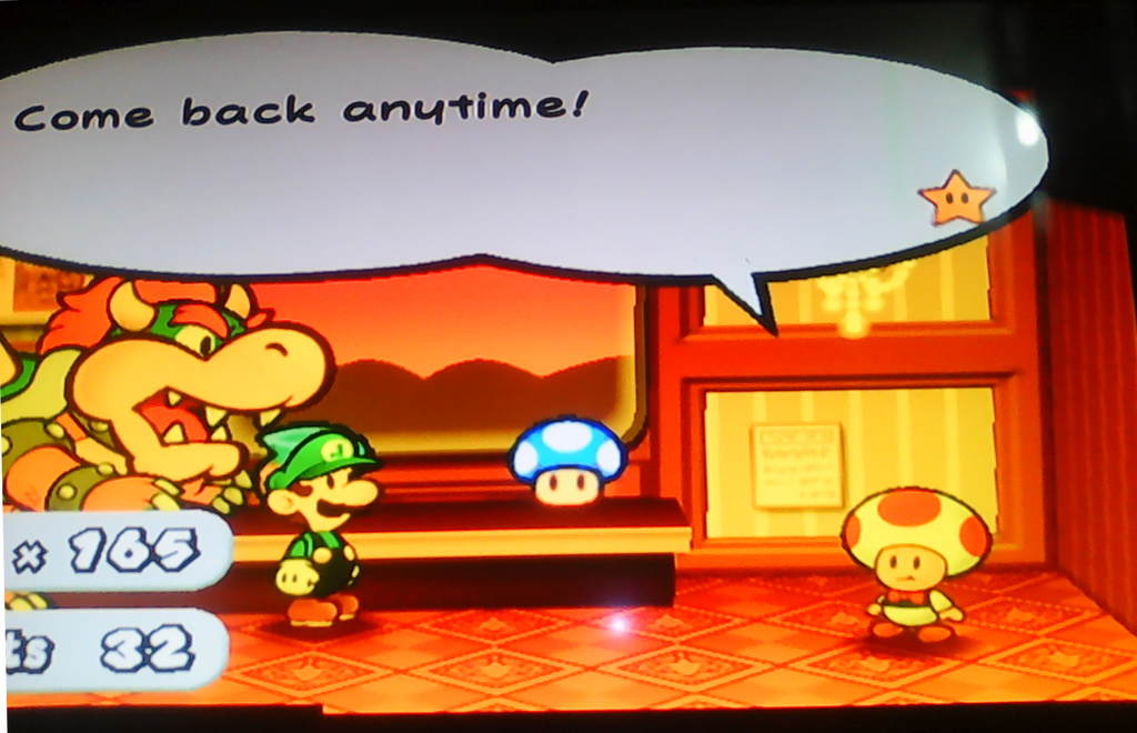 Super paper mario the thousand year door by outlawcazt on for 1000 year door