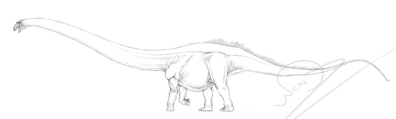 A Super Dinosaur by ArtOfNoxis