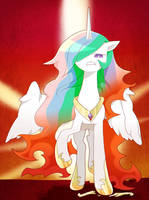 Solar Flare by Cosmichat