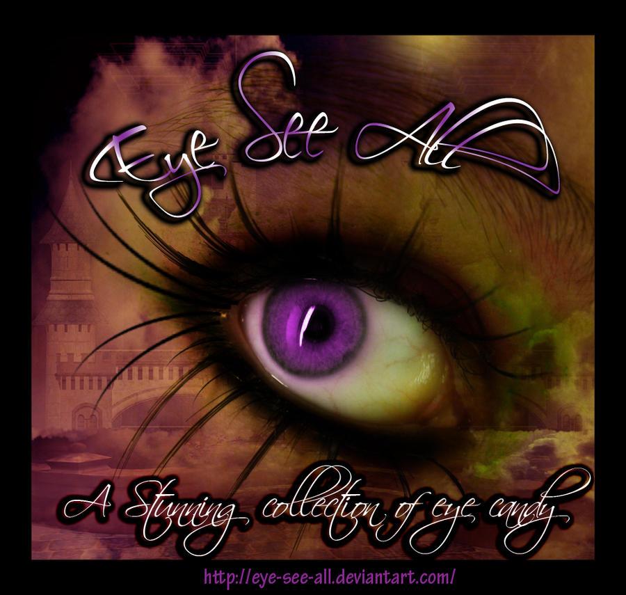 Eye -See -All Contest Entry by KillerBlueEyez