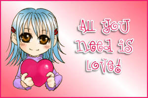 +JDST+ All you need is love by AsianCloud