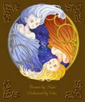 ::Colouring:: Yin and Yang