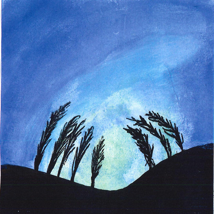 Hope in the dark by ZeAwesomePelle