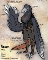 Bram by Azuriaus