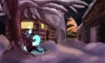 SS: Warm Snowy Evening