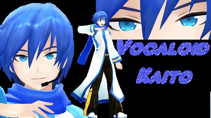 MMD Vocaloid Kaito by Aisuchuu on DeviantArtVocaloid Kiaito