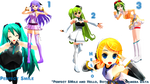 MMD Pose Pack 10