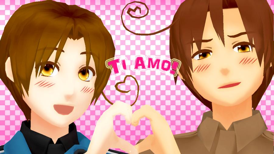 Ti Amo by Aisuchuu